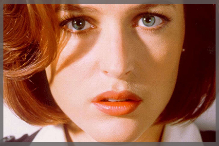 Dana Scully The X Files article story large