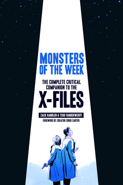 X-Files - Illustration by Patrick Leger - Cover
