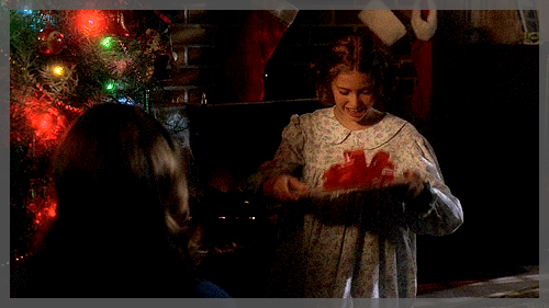 X Files Christmas Carol.Top Ten Tuesdays Childhood Moments
